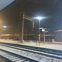 Photo taken at Stazione Rovigo by Gloria B. on 12/7/2012