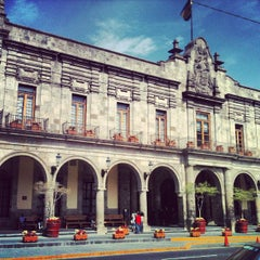 Photo taken at Presidencia Municipal by Maybeline V. on 1/3/2013