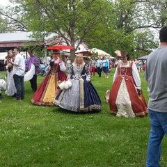 Photo taken at Iowa Renaissance Festival by Flora Langel H. on 5/24/2014