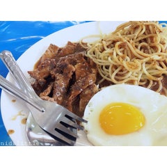 Photo taken at Humanities Canteen by nidalittle on 9/30/2014