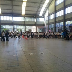 Photo taken at Colegio Northlands by coso on 11/15/2012