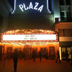 Photo taken at Plaza Theatre by £€T¥ ♋. on 11/8/2012