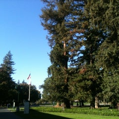 Photo taken at Sac State: Bus Terminal by Meisha L. on 10/25/2012