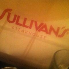 Photo taken at Sullivan's Steakhouse by Damon B. on 12/23/2012
