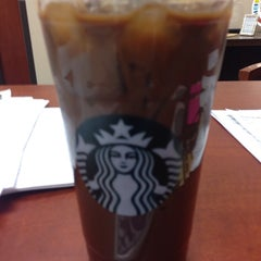 Photo taken at Starbucks by Sid S. on 4/23/2014