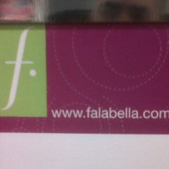 Photo taken at Falabella by Marcelo O. on 10/6/2012