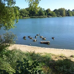 Photo taken at Prospect Park by Aleksandr M. on 10/1/2012