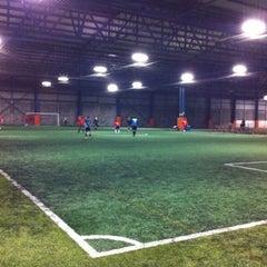 Photo taken at Liga Euro Monterrey by Poncho E. on 11/17/2012