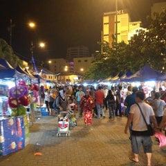 Photo taken at Pasar Karat (Bazar JB) by Hafeez A. on 12/8/2012