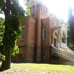 Photo taken at Palatul Știrbei by Ina on 6/2/2013