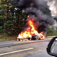 Photo taken at A 61 by Ma T. on 9/22/2013