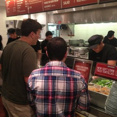 Photo taken at Chipotle Mexican Grill by Jerry Z. on 9/2/2013