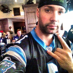 Photo taken at The West Wing @ The Parlor (Baltimore Ravens Bar) by Brian P. on 11/24/2013