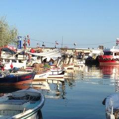 Photo taken at Tekirdağ Sahil by Efstatin M. on 5/6/2013