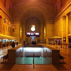 Photo taken at Union Station by Chris H. on 12/3/2012
