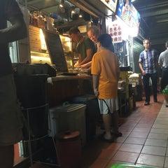 Photo taken at Bukit Timah Market & Food Centre by Michiel v. on 11/8/2015