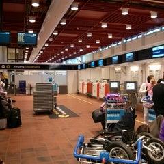 Photo taken at Kristiansand Lufthavn, Kjevik (KRS) by ALF on 10/6/2013