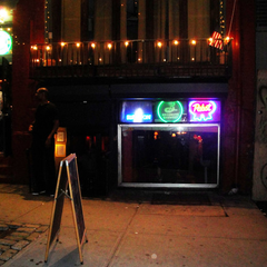 Photo taken at Botanica Bar by Party Earth on 4/3/2012
