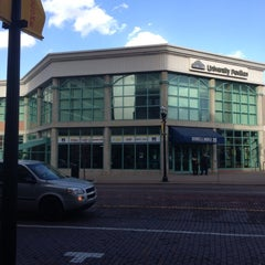 Photo taken at UM-Flint University Pavilion (UPAV) by Drizzy N. on 10/18/2012