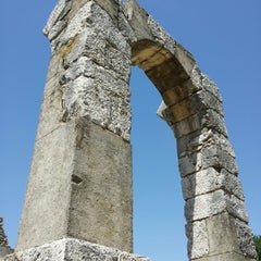 Photo taken at Rovine di Carsulae by Andrea F. on 8/5/2013