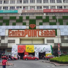 Photo taken at Centre Point Sabah by نظر شه ع. on 9/17/2012