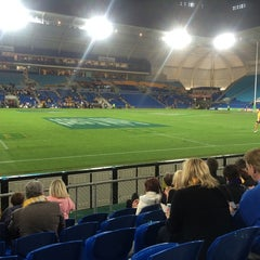 Photo taken at Cbus Super Stadium by Paul P. on 9/13/2014