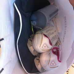 Photo taken at Adidas Outlet by Lilian L. on 2/9/2013