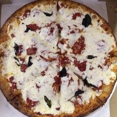 Photo taken at Garden Pizza by Hagopig H. on 12/28/2013
