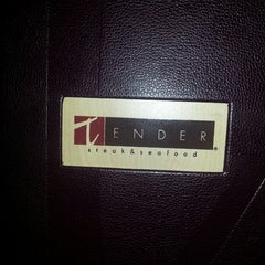 Photo taken at Tender Steak & Seafood by Mark A. on 7/13/2013