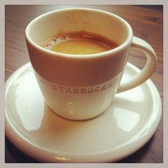 Photo taken at Starbucks by Jerome N. on 1/18/2013