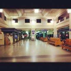 Photo taken at Pacific Central Station by Charleston DJ EarwaxXx P. on 11/16/2012