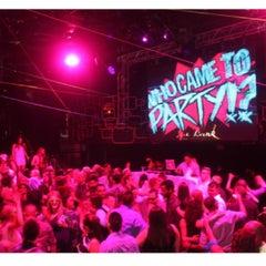 Photo taken at The Bank Nightclub by Charleston DJ EarwaxXx P. on 5/26/2013