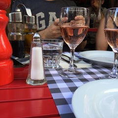 Photo taken at Little Italy Trattoria by Luciana J. on 8/4/2015