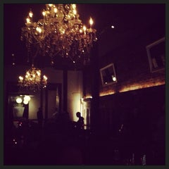Photo taken at Burritt Room + Tavern by Addy on 4/19/2013