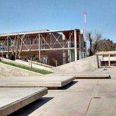 Photo taken at Universidad Nacional Río Cuarto by M. Luján R. on 9/17/2015