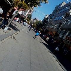 Photo taken at Baglarbasi Carsisi by Burak T. on 9/30/2012