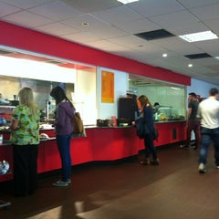 Photo taken at Teesside University Student Union by Samuel N. on 9/27/2012