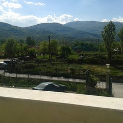 Photo taken at Πανεπιστήμιο Δυτικής Μακεδονίας by Nigar M. on 5/22/2014