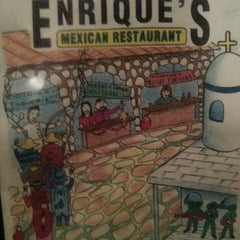 Photo taken at Enrique's Mexican Restaurant by Laura F. on 3/14/2013