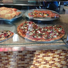 Photo taken at Valentino's Pizza by Kelly D. on 4/18/2013