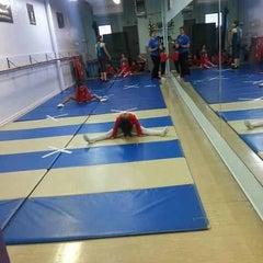 Photo taken at Fancy Feet Dance Studio by Milly E. on 11/24/2012