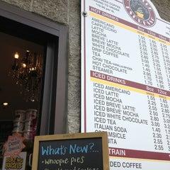 Photo taken at city perk espresso by Lyndi T. on 2/15/2013