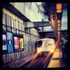 Photo taken at Balboa Park BART Station by yoshio s. on 12/6/2012