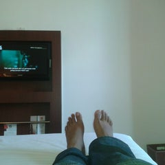 Photo taken at Ibis Hotels by cahyo n d. on 7/15/2014