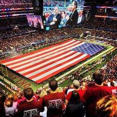 Photo taken at AT&T Stadium by Zac M. on 1/5/2013