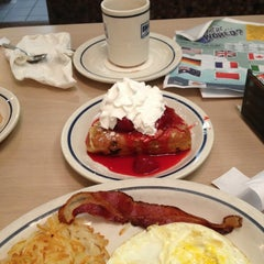 Photo taken at IHOP by Stacy S. on 8/18/2013