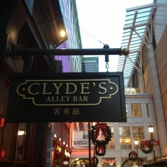 Photo taken at Clyde's of Gallery Place by Claire L. on 11/14/2012