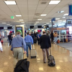 Photo taken at Concourse D by T. G. on 11/29/2012