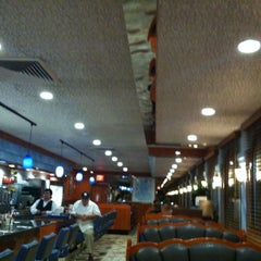 Photo taken at Neptune Diner by Rodrigo R. on 10/6/2012