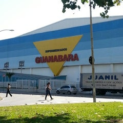 Photo taken at Supermercados Guanabara by José Sileno M. on 10/10/2012